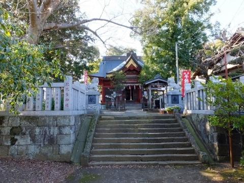 子易明神・日々田神社
