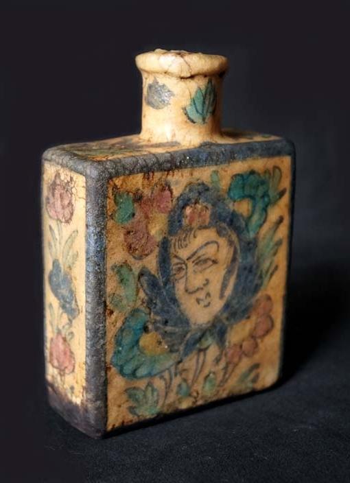 20190212 古代オリエント花瓶 裏 18cm   DSC05420