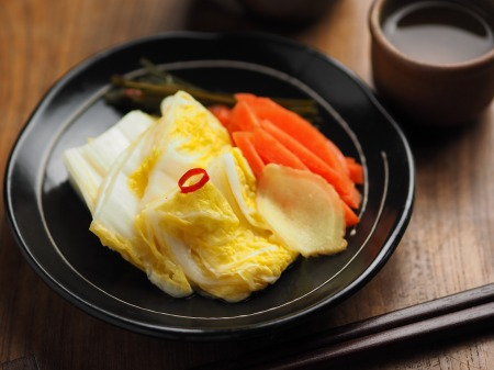 白菜焼酎漬け012