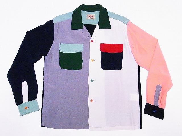 スタイルアイズ STYLE EYES 長袖ボウリングシャツ SE28070