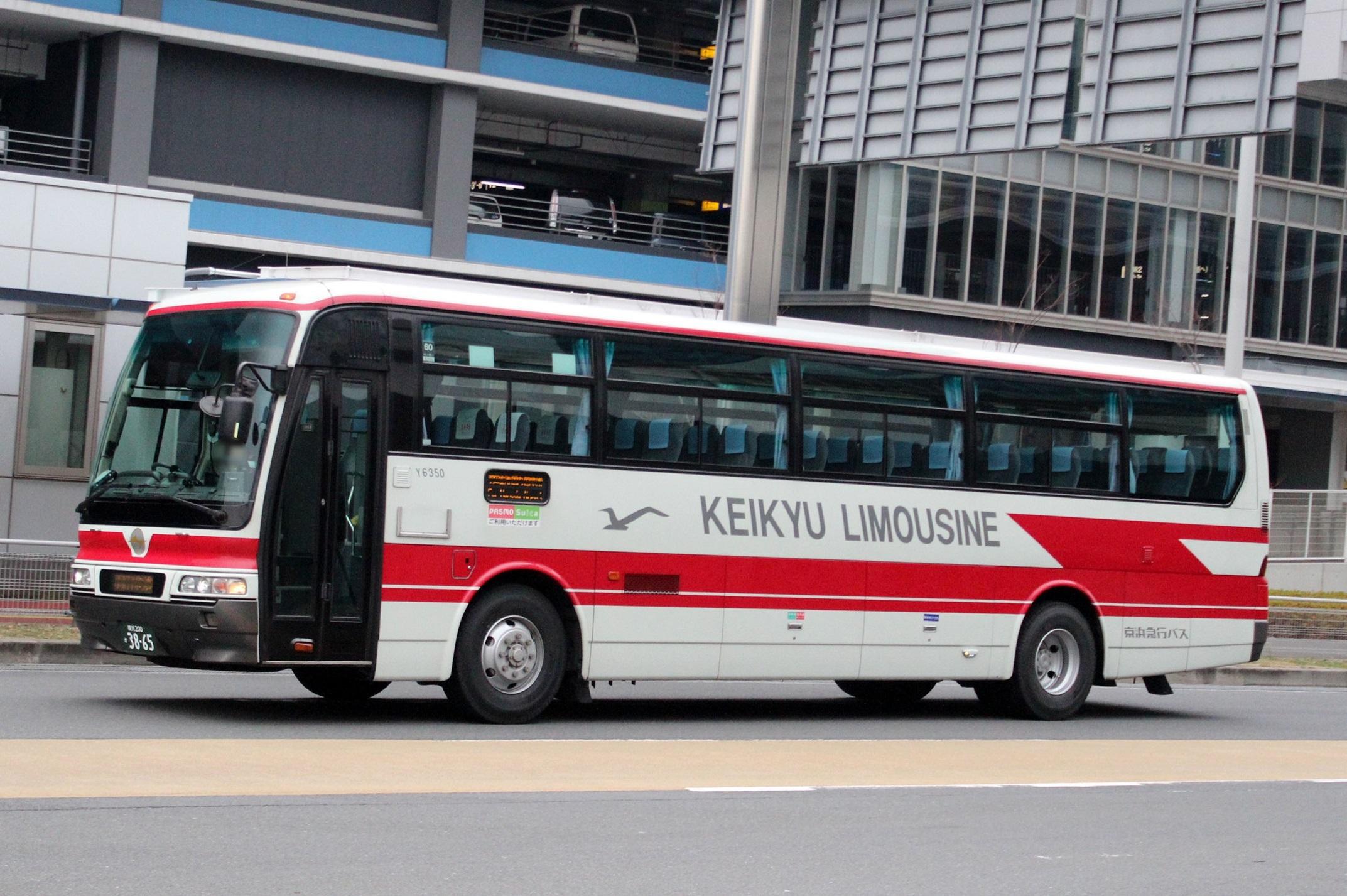 京浜急行バス Y6350