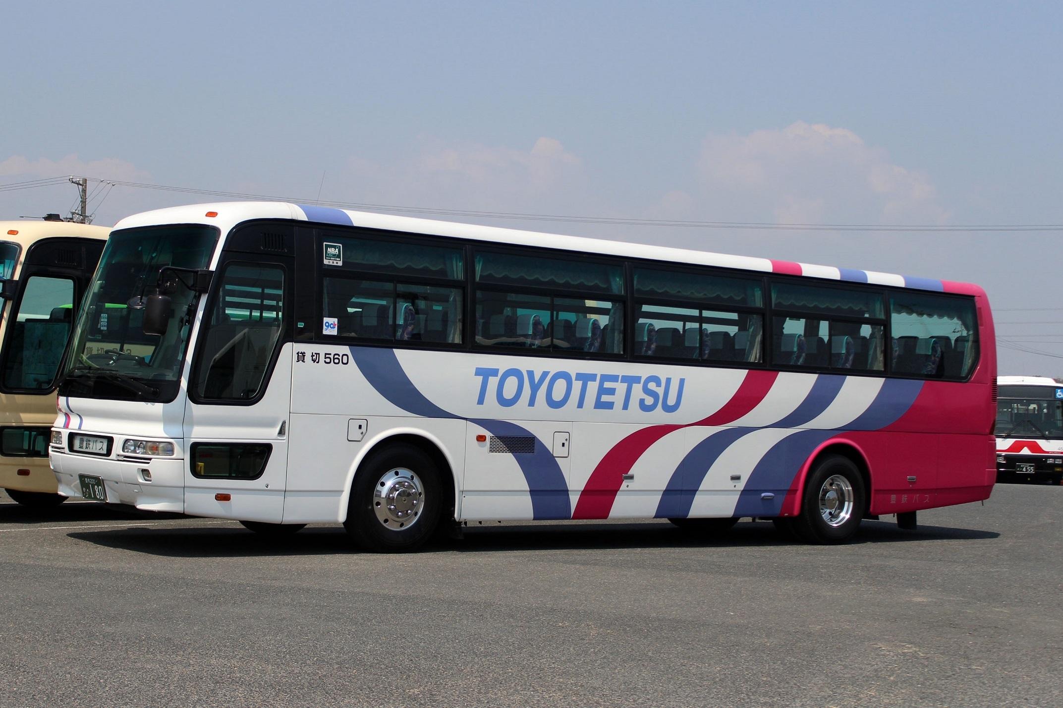 豊鉄バス 560