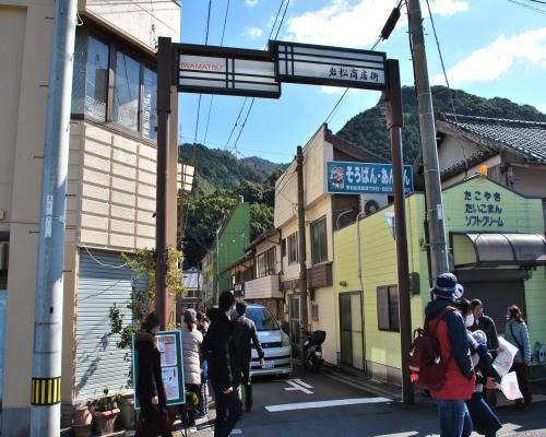 岩松商店街