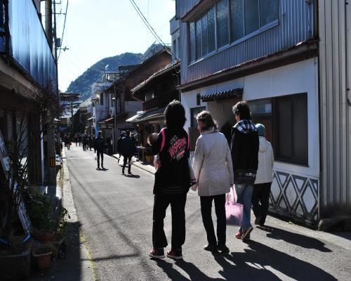 町並み散策