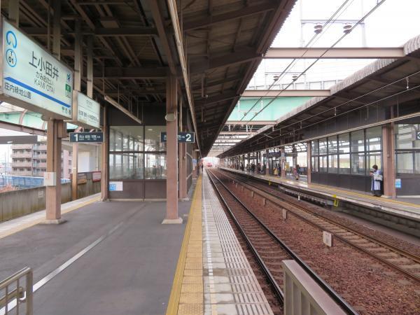 上小田井駅2