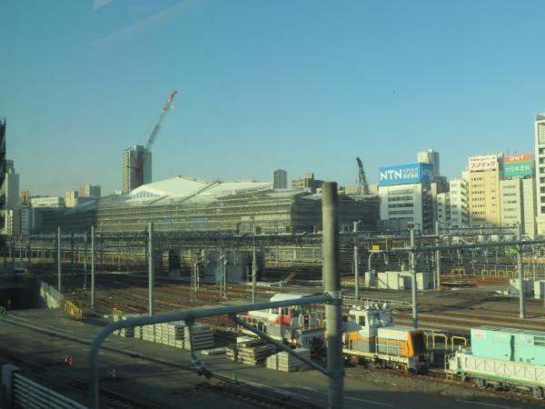 東海道新幹線車窓2