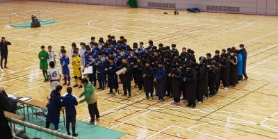 2018県フットサル閉会式