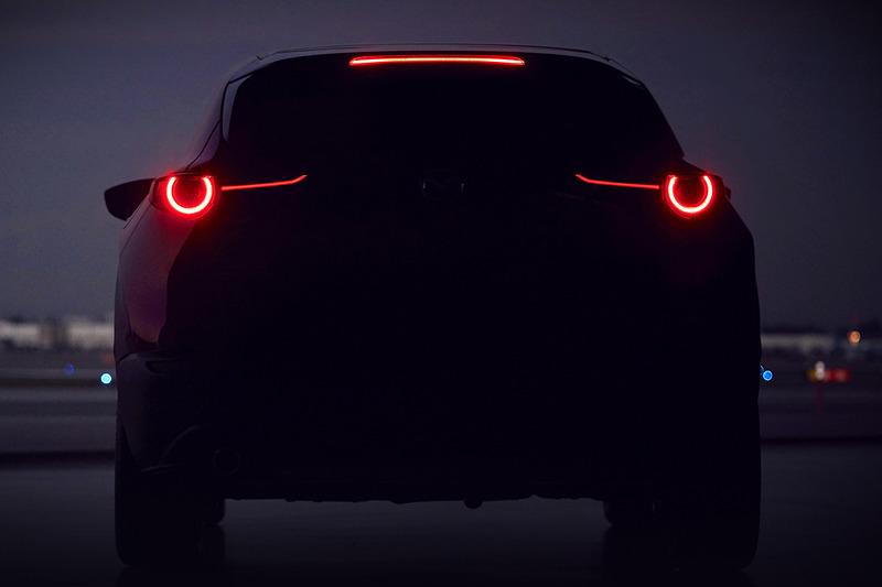 新型SUV CX-3