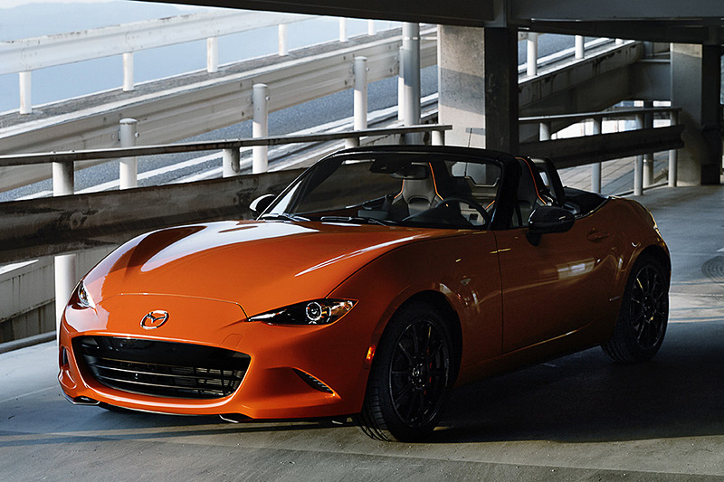 MX-5 Miata 30th Anniversary Edition