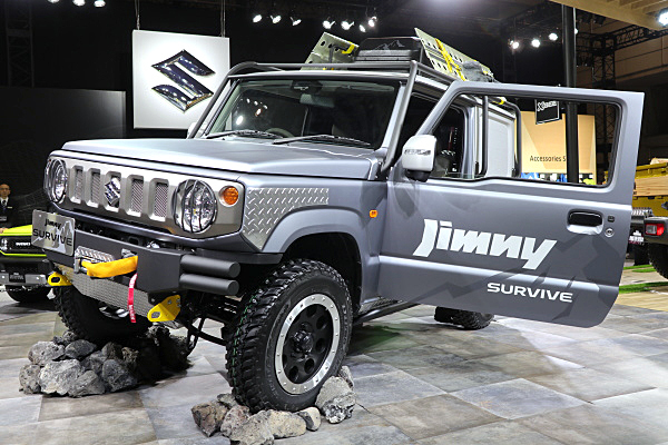 JIMNY SURVIVE