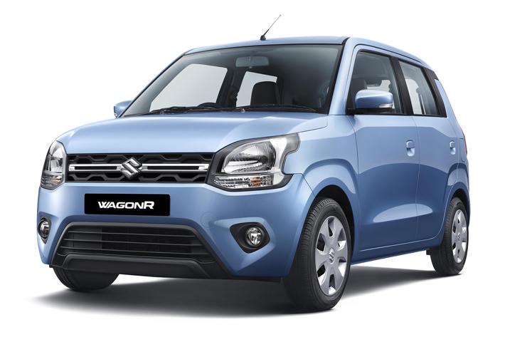インド-ワゴンR