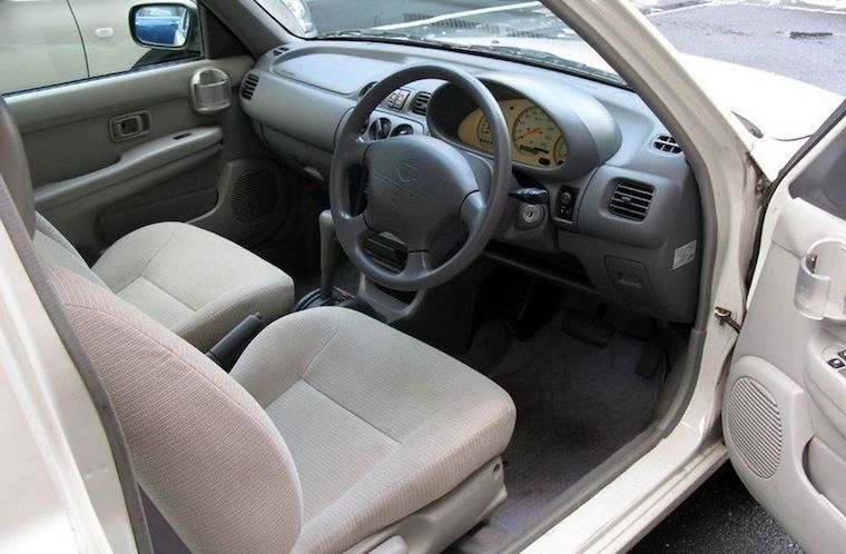 MUJI-CAR1000インテリア
