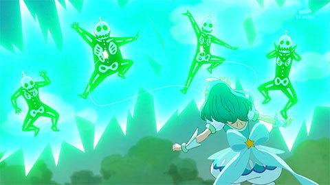 【スター☆トゥインクルプリキュア】第02話「宇宙からのオトモダチ☆キュアミルキー誕生!」20