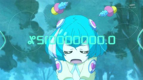 【スター☆トゥインクルプリキュア】第02話「宇宙からのオトモダチ☆キュアミルキー誕生!」04