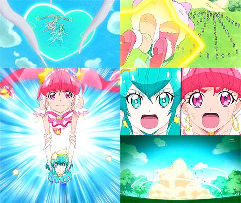 【スター☆トゥインクルプリキュア】第03話「プリキュア解散!?スタープリンセスの力を探せ☆」16