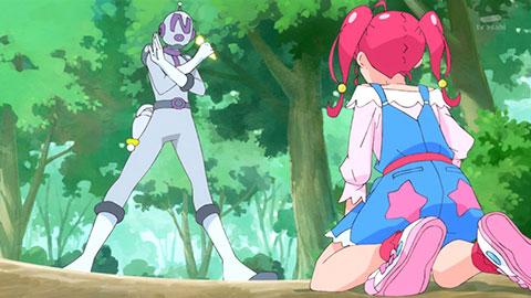【スター☆トゥインクルプリキュア】第03話「プリキュア解散!?スタープリンセスの力を探せ☆」12