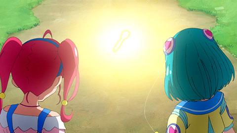 【スター☆トゥインクルプリキュア】第03話「プリキュア解散!?スタープリンセスの力を探せ☆」11
