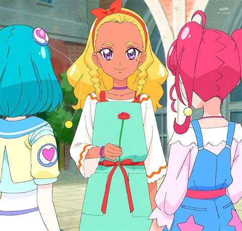 【スター☆トゥインクルプリキュア】第03話「プリキュア解散!?スタープリンセスの力を探せ☆」06