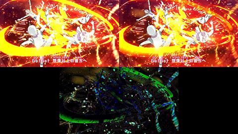 【スター☆トゥインクルプリキュア】OP比較[第02話・第03話]12