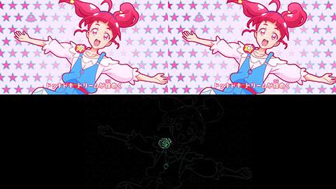【スター☆トゥインクルプリキュア】OP比較[第02話・第03話]01