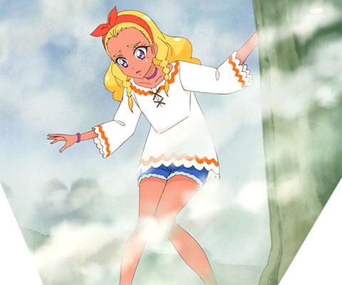 【スター☆トゥインクルプリキュア】第04話「チャオ!きらめく笑顔☆キュアソレイユ誕生!」16