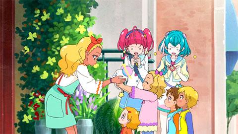 【スター☆トゥインクルプリキュア】第04話「チャオ!きらめく笑顔☆キュアソレイユ誕生!」12