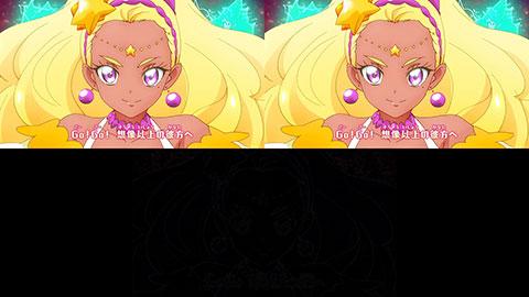 【スター☆トゥインクルプリキュア】OP比較[第03話・第04話]00