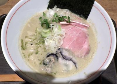 麺と心 7 牡蠣白湯(2019年版)