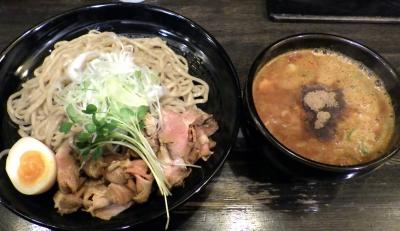 綿麺 辛味噌つけ麺