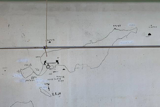 伊平屋島ダイビング ダイビングスポット