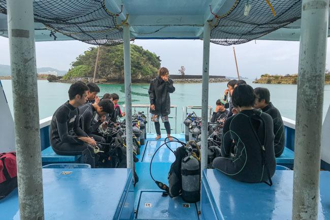 沖縄で修学旅行