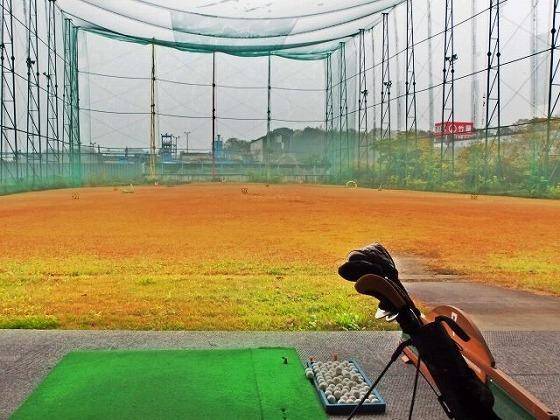 181204ゴルフ練習場HDR-1