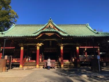 中村鎮守神社根津神社 (1)