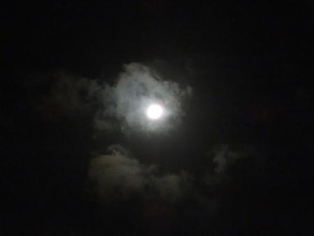 雲と月 2018-10-27 004