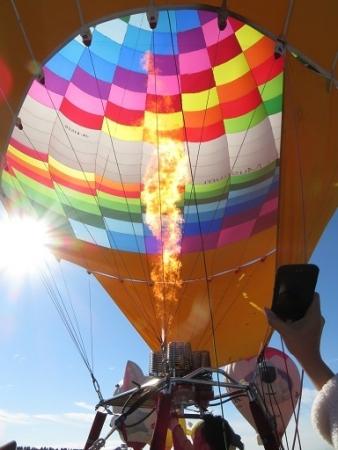 熱気球 2018-11-03 236