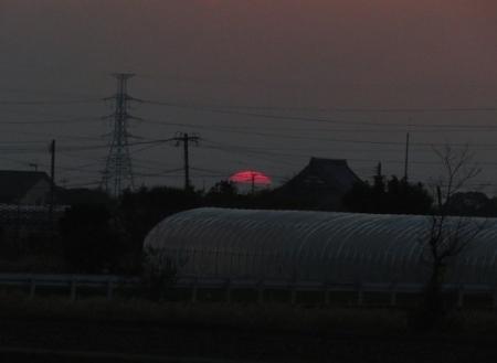 麻生池夕方 2018-11-17 035