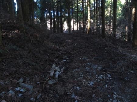 カラ迫岳登り納め 2018-12-25 019