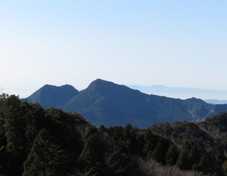 カラ迫岳登り納め 2018-12-25 051