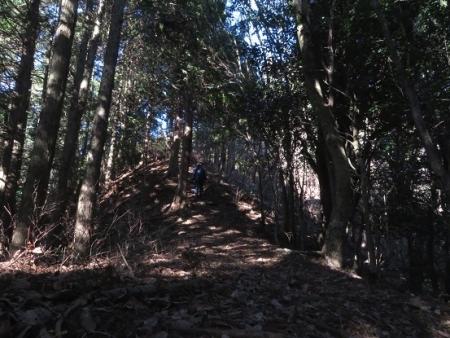 カラ迫岳登り納め 2018-12-25 055
