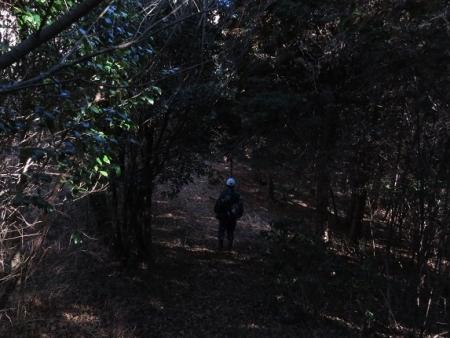 カラ迫岳登り納め 2018-12-25 076