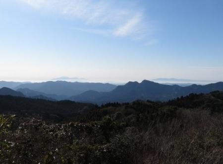 カラ迫岳登り納め 2018-12-25 110