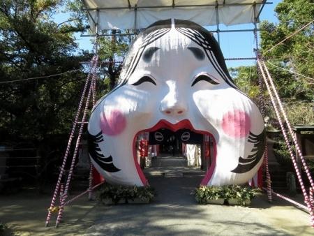 お多福面 2018-12-31 003