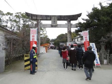 清水寺へ 2019-01-02 005