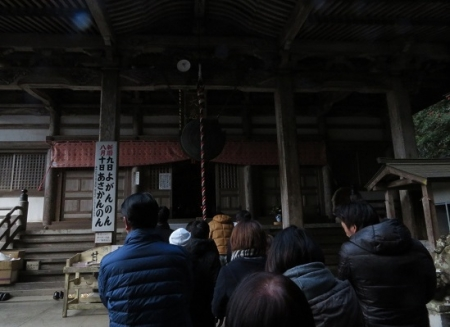 清水寺へ 2019-01-02 094