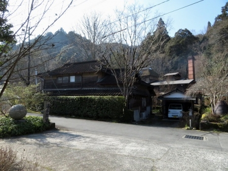 源太窯より登る 2019-01-23 002