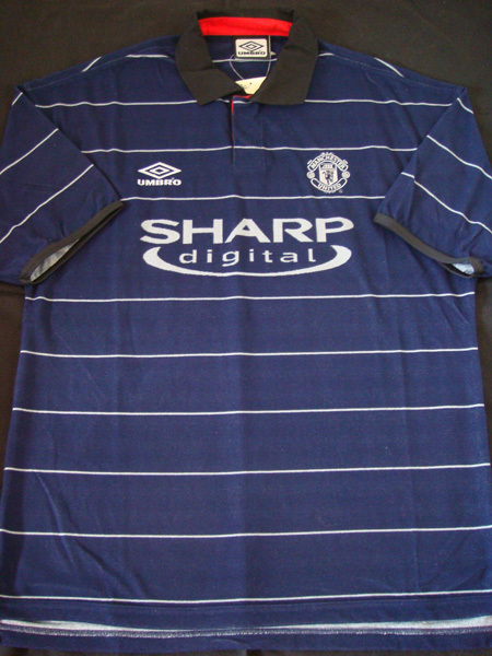 99/00 MANCHESTER UNITED 3rd