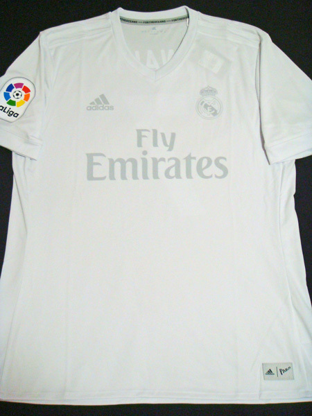 16/17 REAL MADRID SP