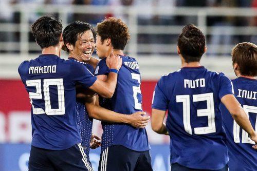 【アジア杯動画】日本代表、武藤の3年ぶり&塩谷の代表初ゴールでウズベキスタンに勝利!首位通過を決める!