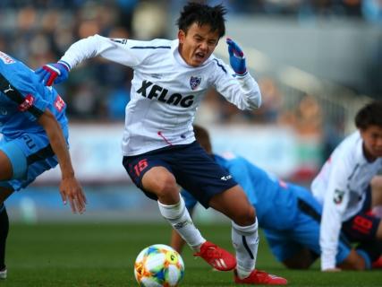 FC東京・長谷川健太監督、久保建英を手放しで称賛!「欧州に行く前の堂安のレベルまで来た」