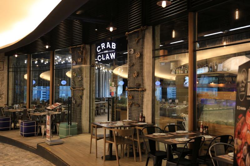 バンコク 蟹 「Crab and Claw」